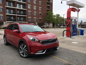 Kia Niro, auto review, Kia, Niro, hybrid