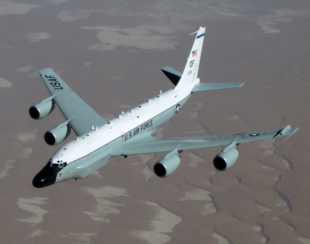 Armed Russia jet comes within five feet of US military plane