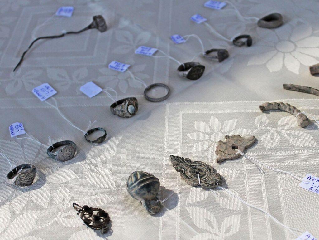 Jewelry Israel Antique