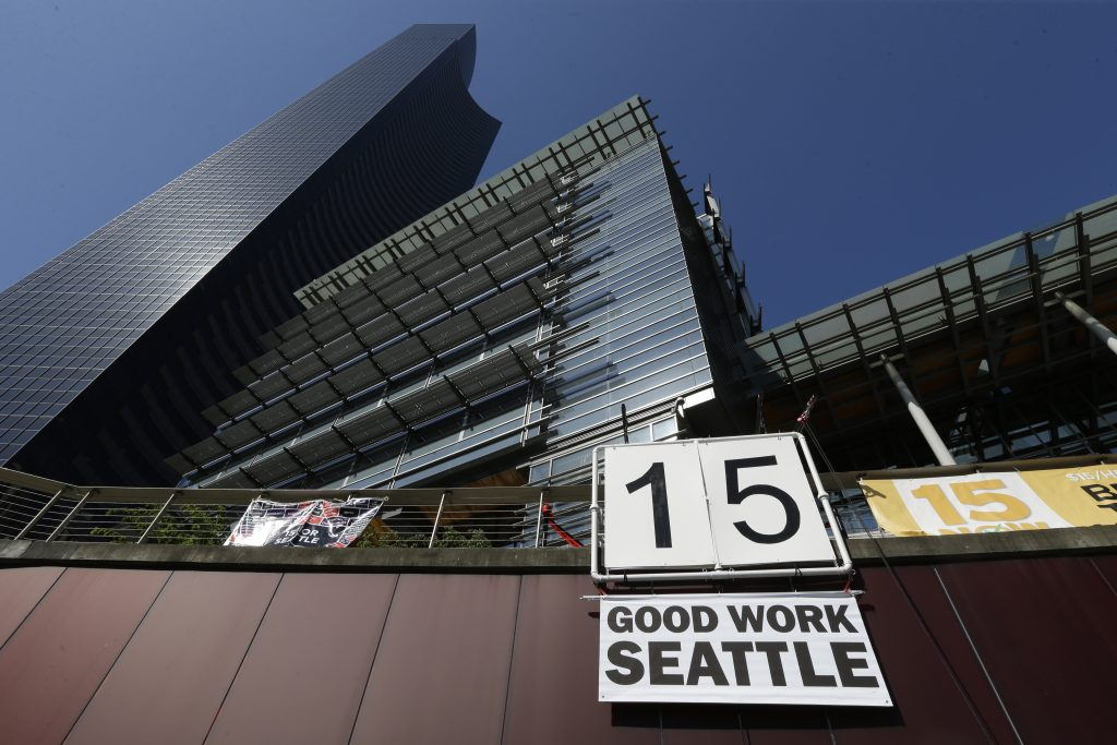 New Study, Seattle, $15, Minimum Wage, Costs Jobs