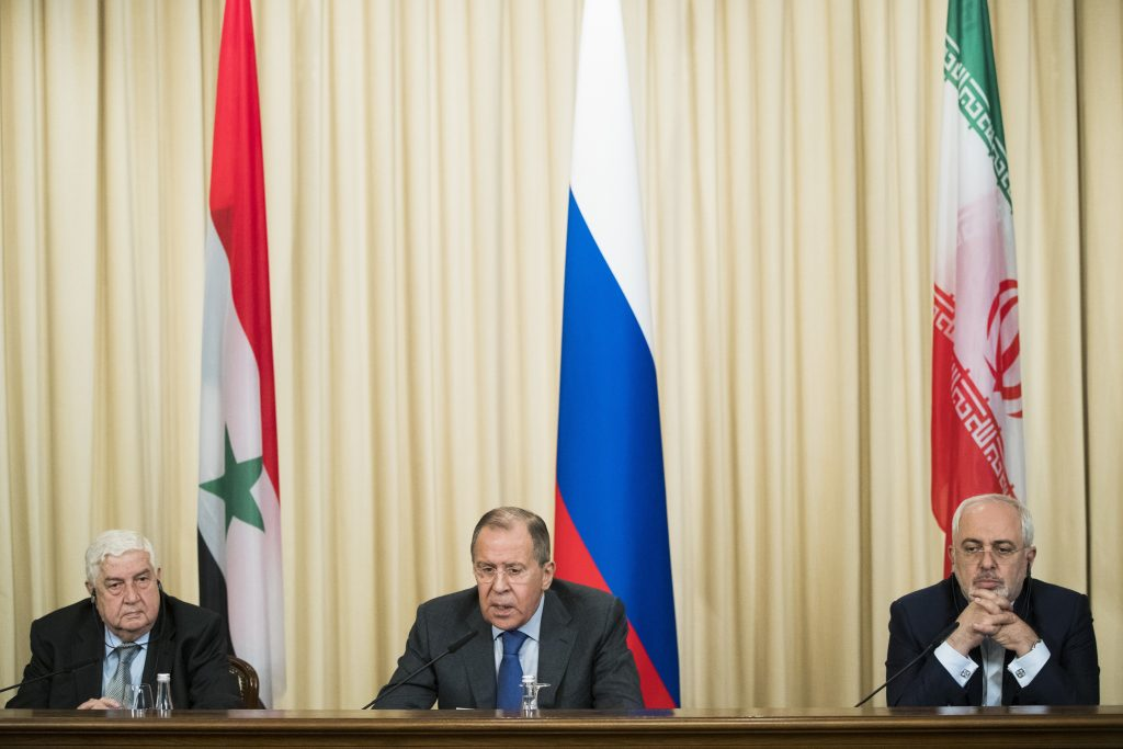 Iran, Russia, Syria, chemical, Haley, U.S., Iran Russia Syria