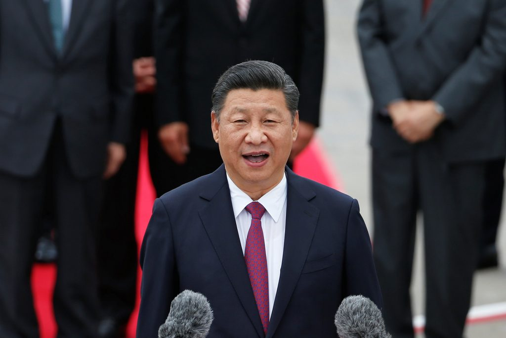 Xi arrives in Hong Kong under unprecedented security cover