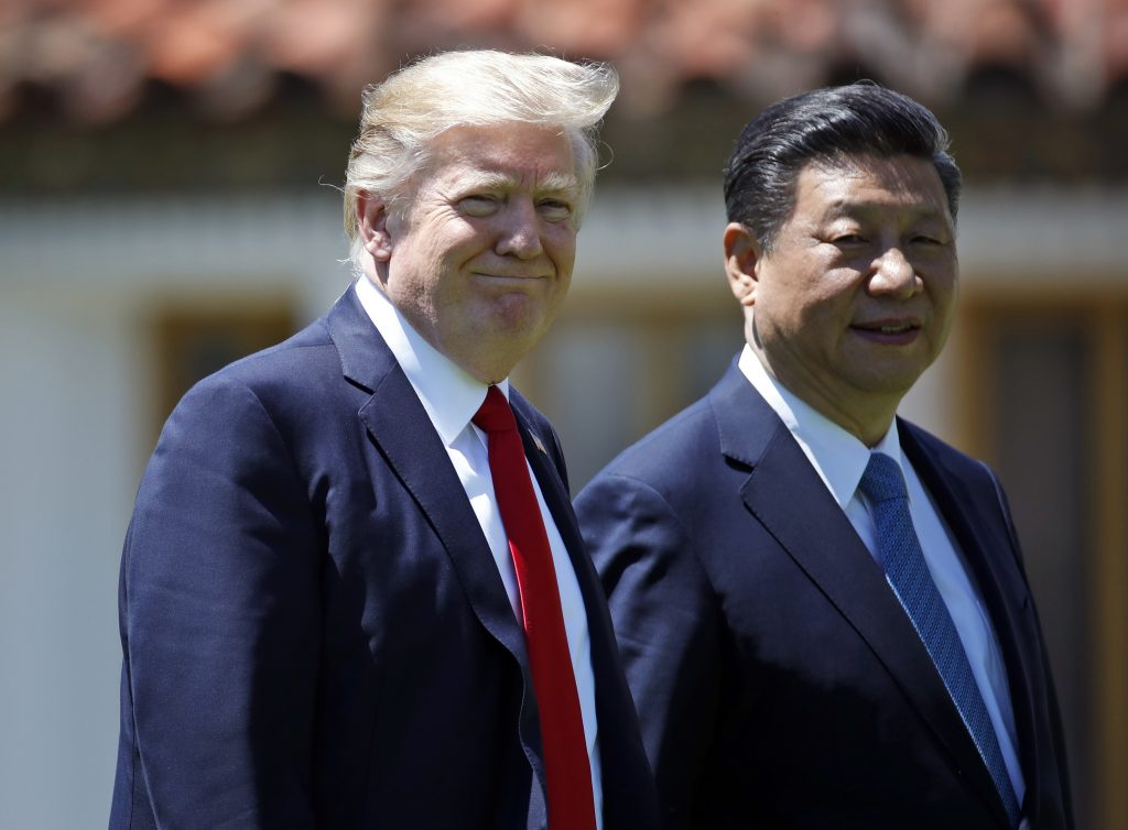 U.S. hardens line on China