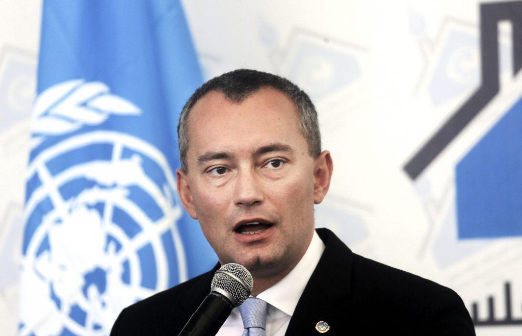 U.N. Israel Gaza