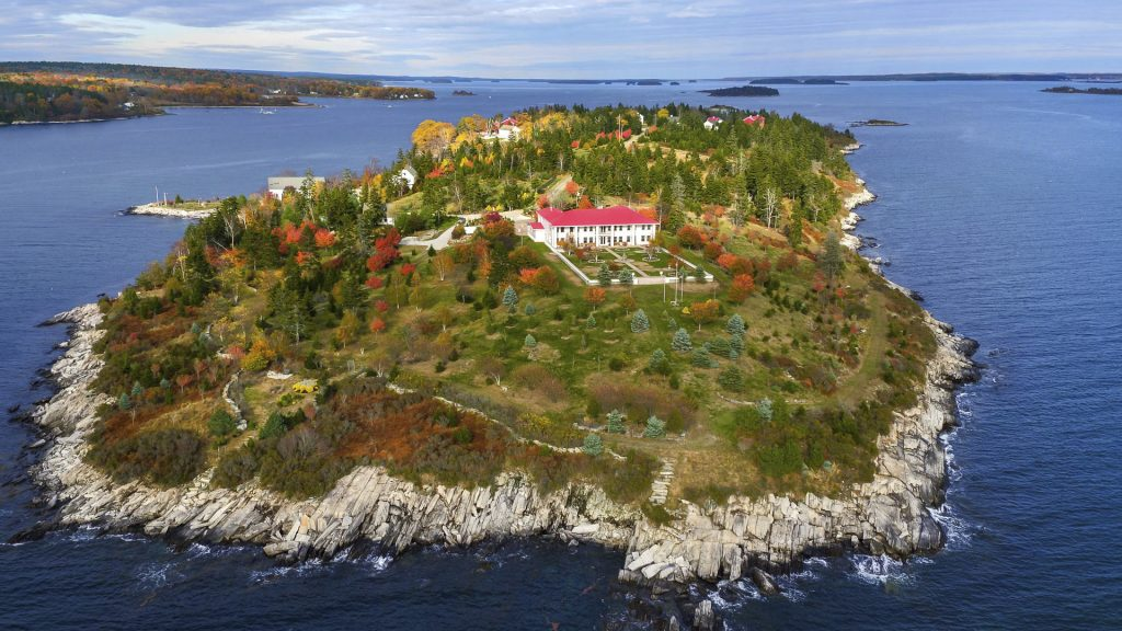 island Maine