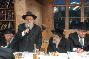 50th Yahrtzeit, Kopyczynitzer Rebbe, Kopyczynitz, Kapishnitz, Kapishnitzer Rebbe, Zishe Heschel, Zushe Heschel, Avraham Heschel, Nosson Gurary