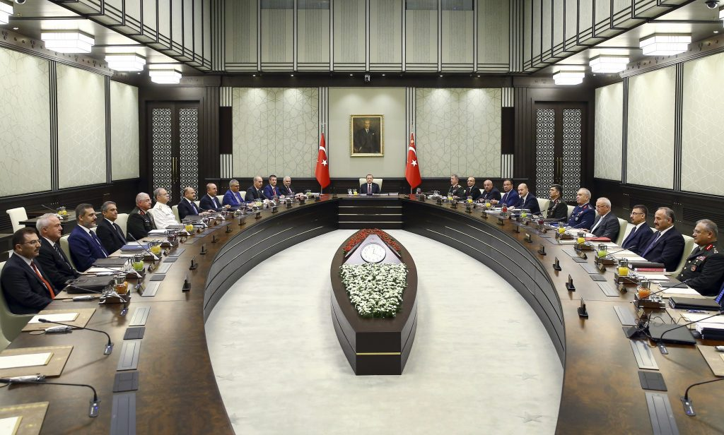 Turkish government extends state of emergency rule for another three months