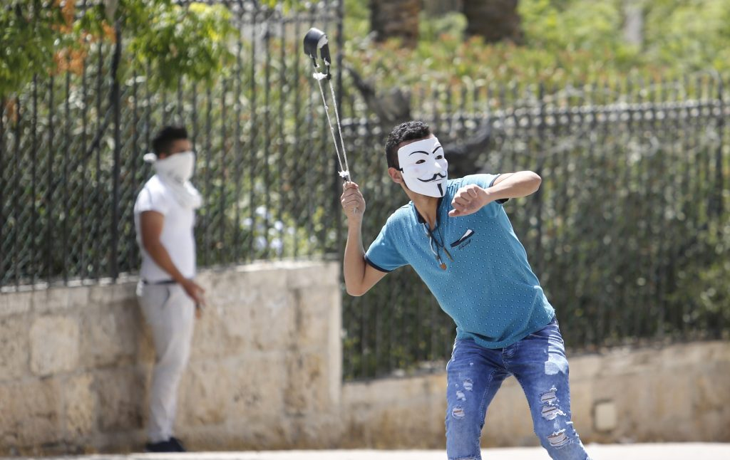 Palestinians injured in West Bank, East Jerusalem clashes