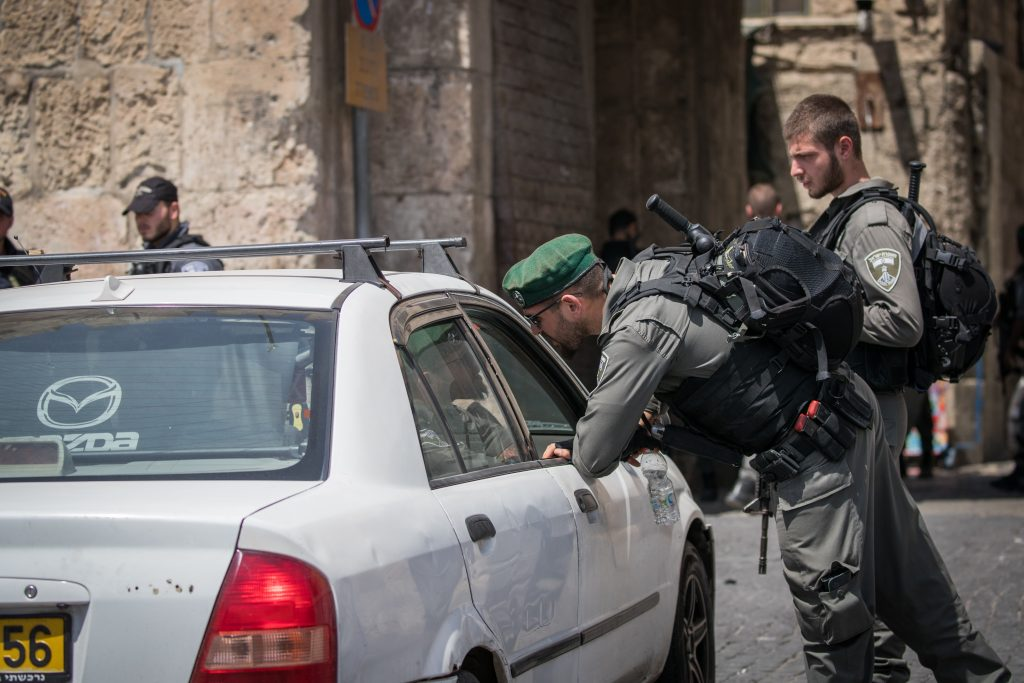 Jew Detector: 'Day Of Rage' Declared Over Har HaBayis Security