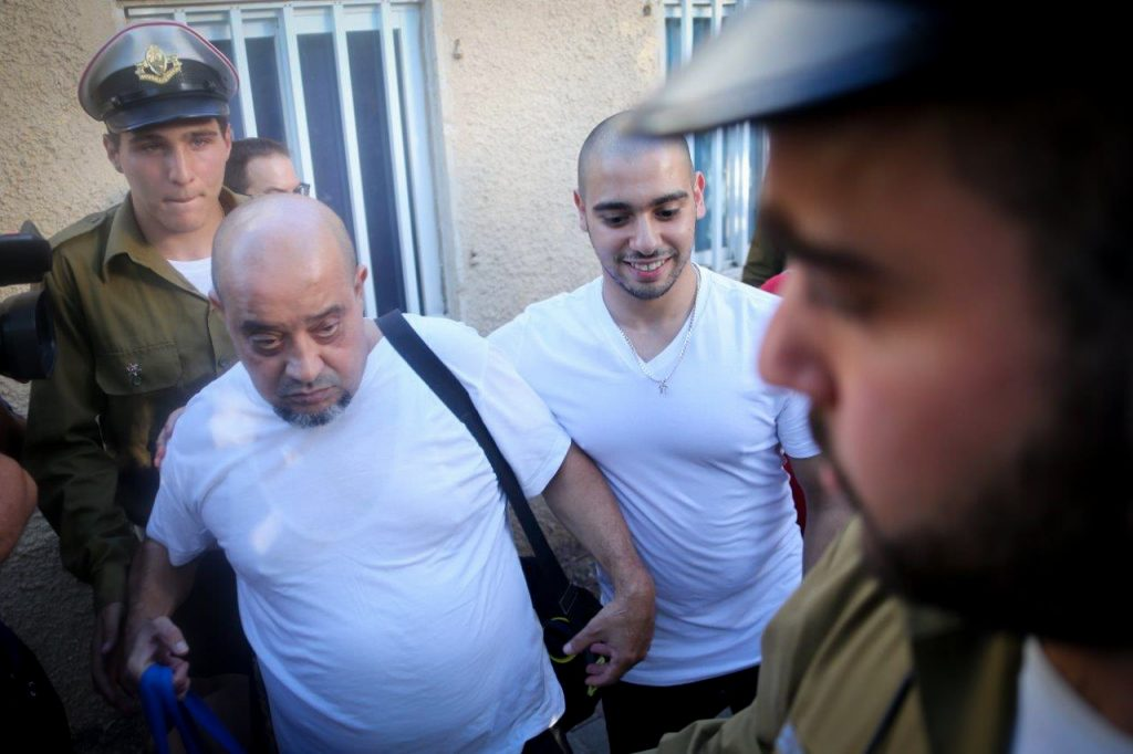 Azaria Will Not Appeal Verdict, Asks Eizenkot for Amnesty