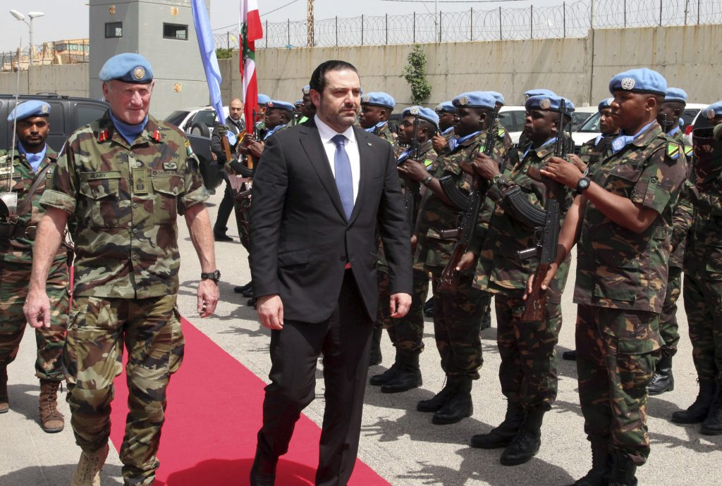 UNIFIL, lebanon, Hezbollah, haley
