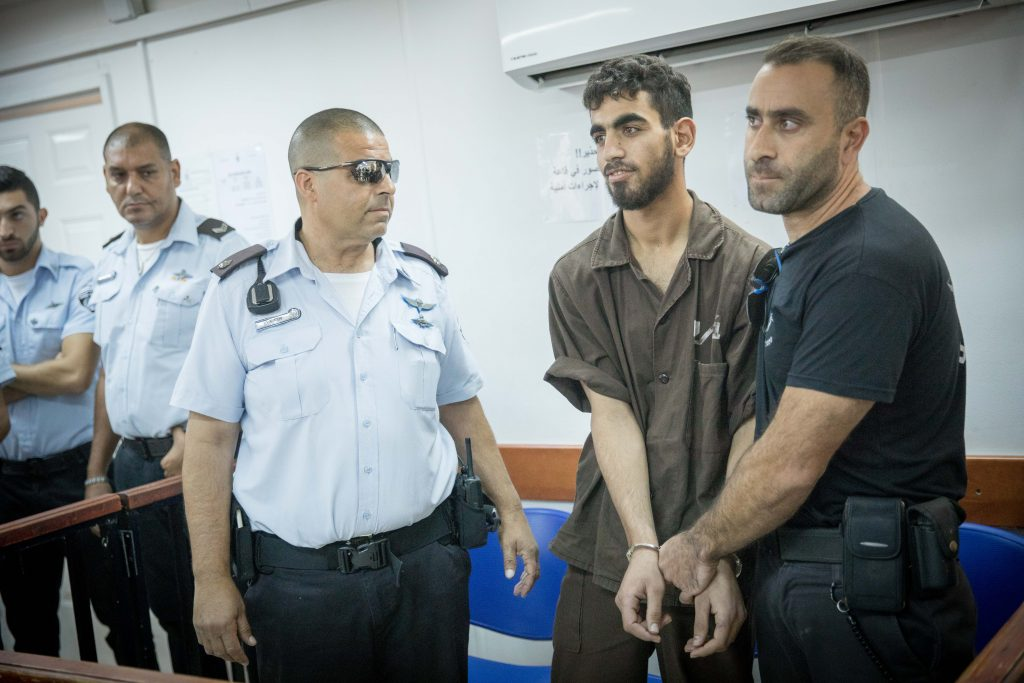 Life terms sought for Palestinian convicted of killing three Israelis