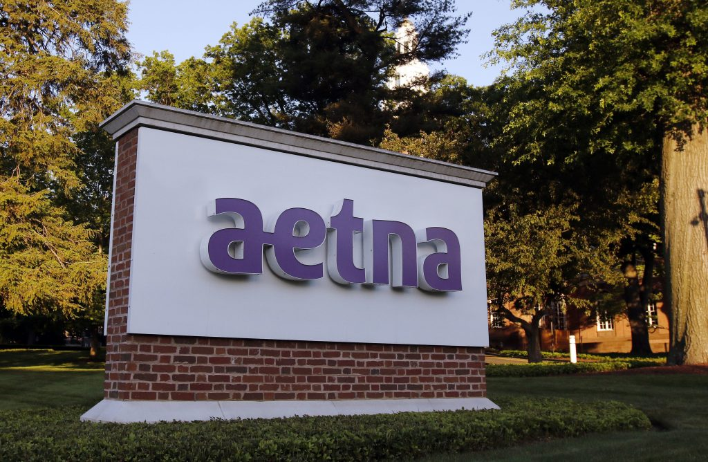 Capital One National Association Has $375000 Position in Aetna Inc. (NYSE:AET)