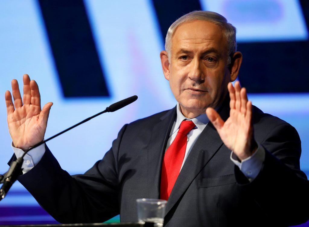 Netanyahu slams media, Israeli left for 'trying to topple me'