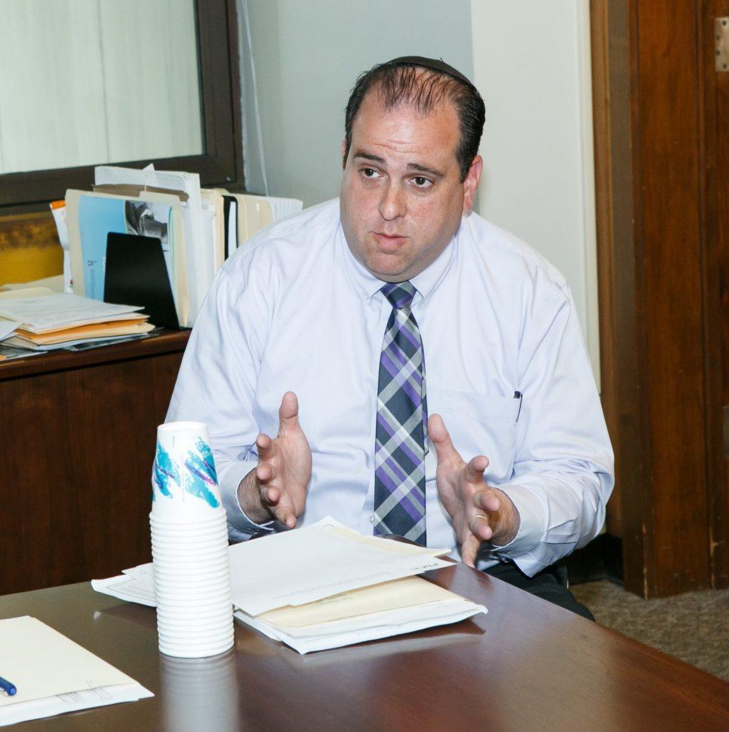 Assemblyman Michael Simanowitz dies at 45