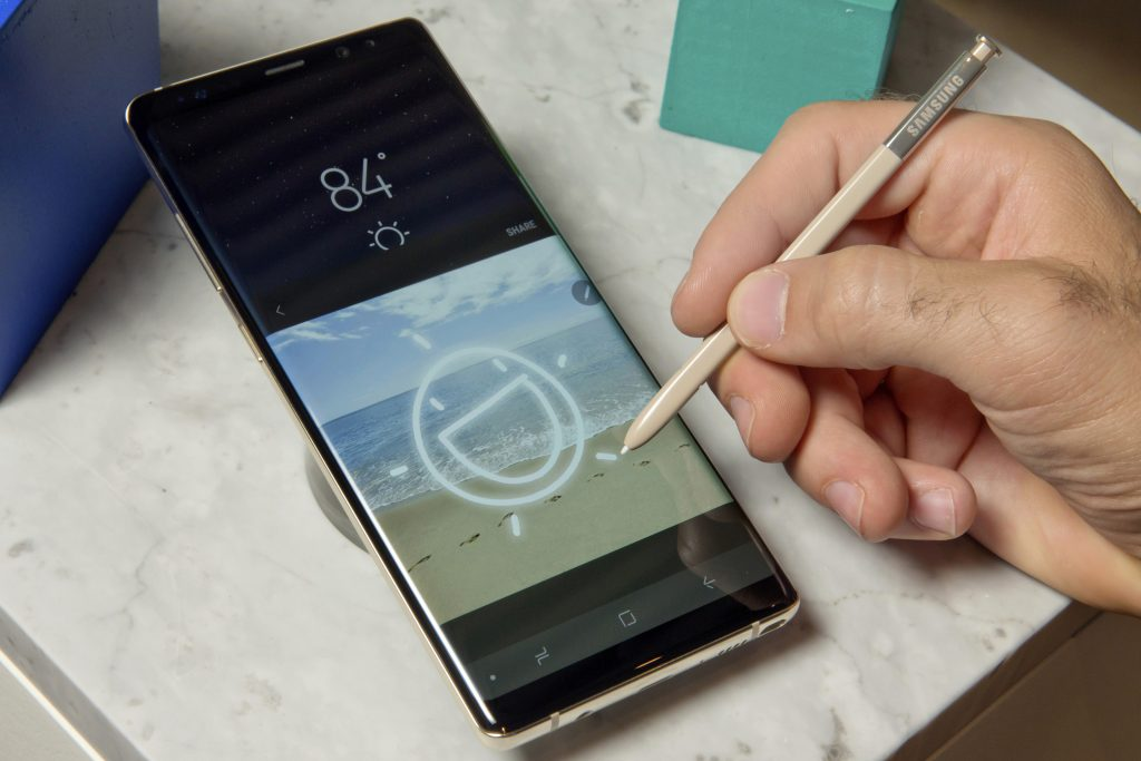 Note 8, Samsung