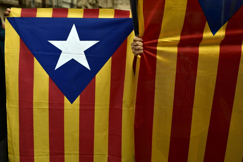 Spanish Police, Catalan, Independence, Vote