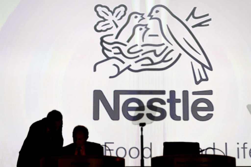 Nestle to Accelerate Share Buybacks Over Next Three Years