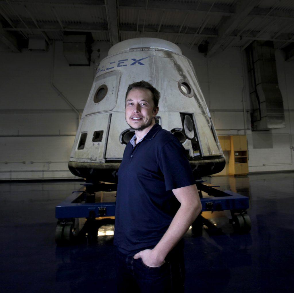 Elon Musk, Spacex