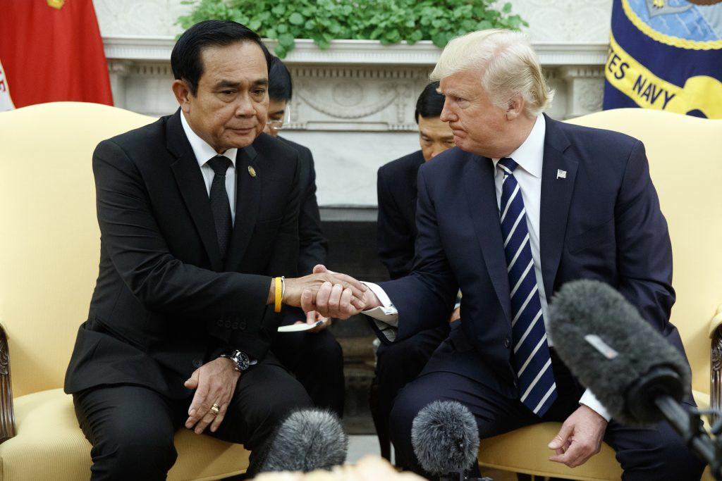 Trump Thailand