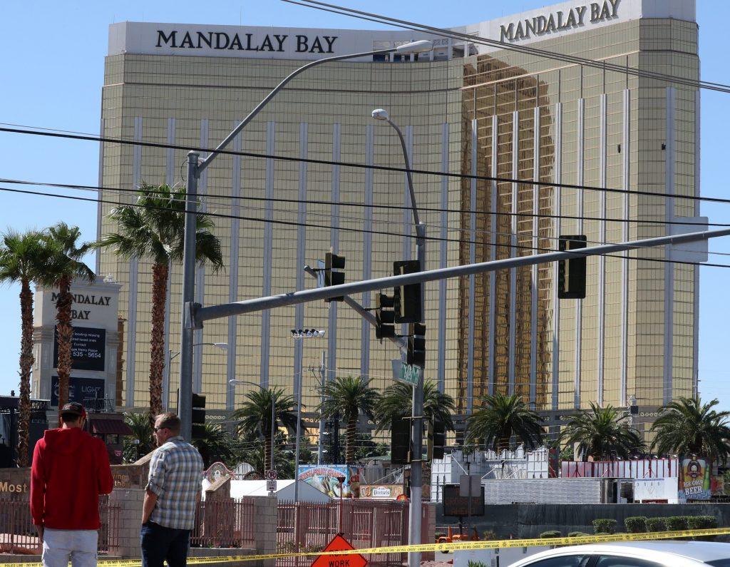 Las Vegas smoke alarm