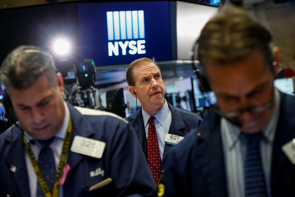 Stocks Slump on News Senate Plan Delays Tax Cuts Until 2019