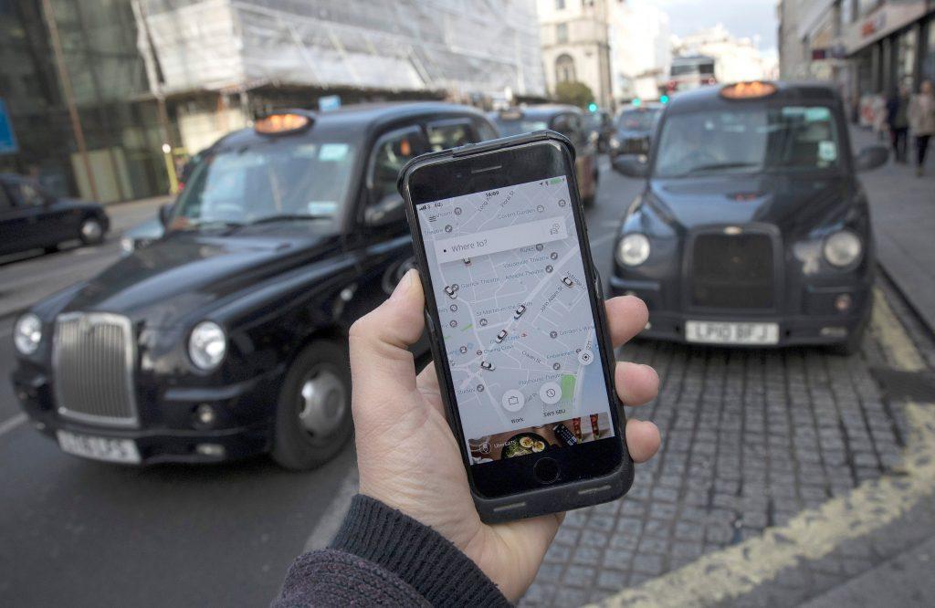 Uber U.K.