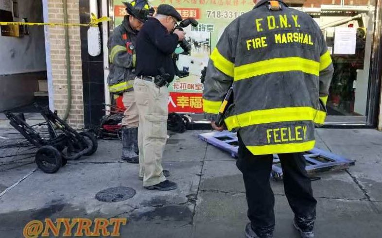 Dyker Heights fire