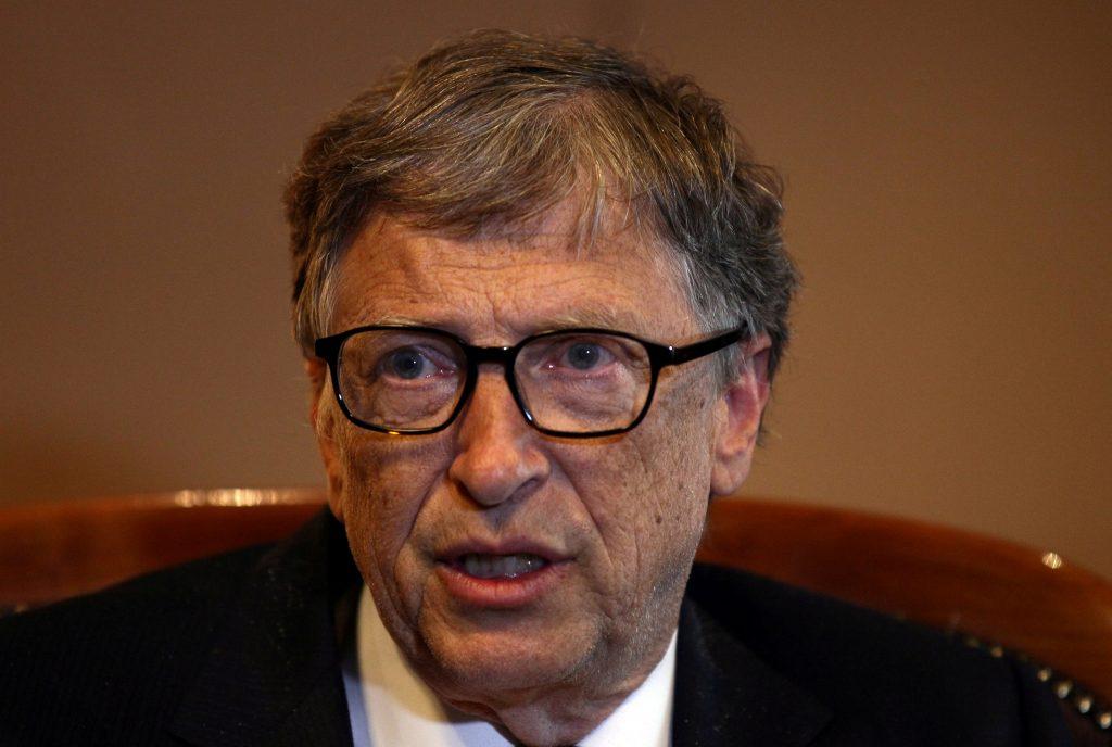 Bill Gates Alzheimer's