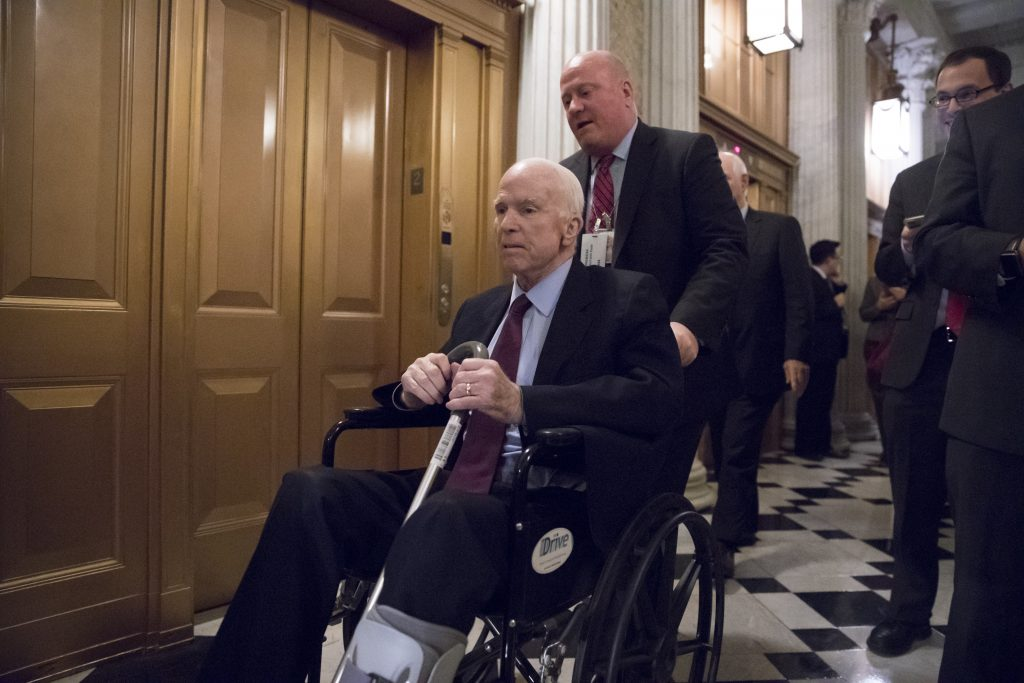 McCain tax