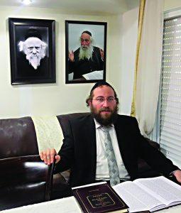 Baruch Ber Liebowitz, Birkas Shmuel