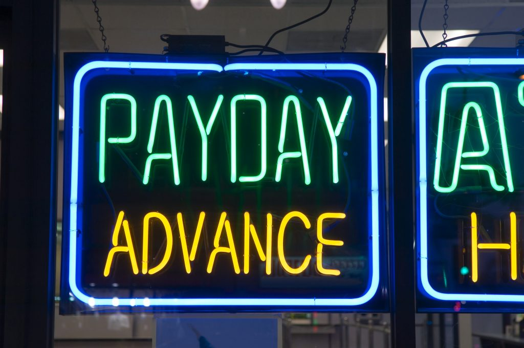 payday lending, payday loan, payday
