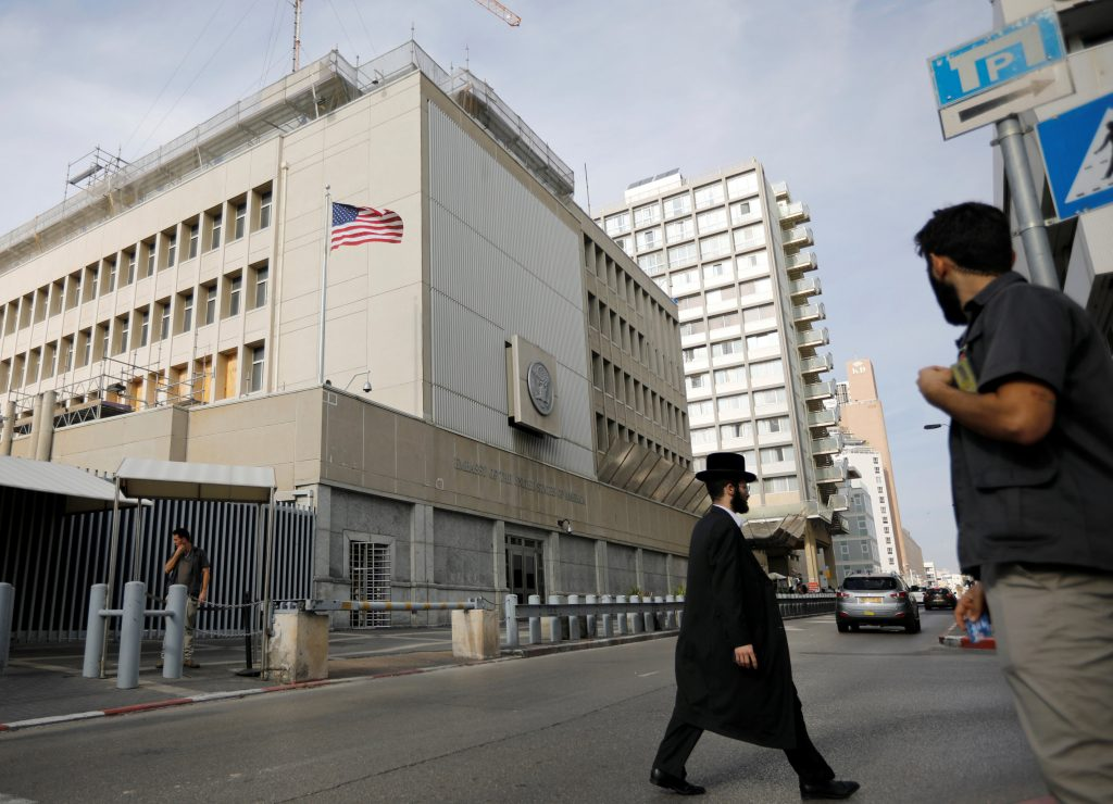 Hamas says US Jerusalem embassy move would cross 'every red line'