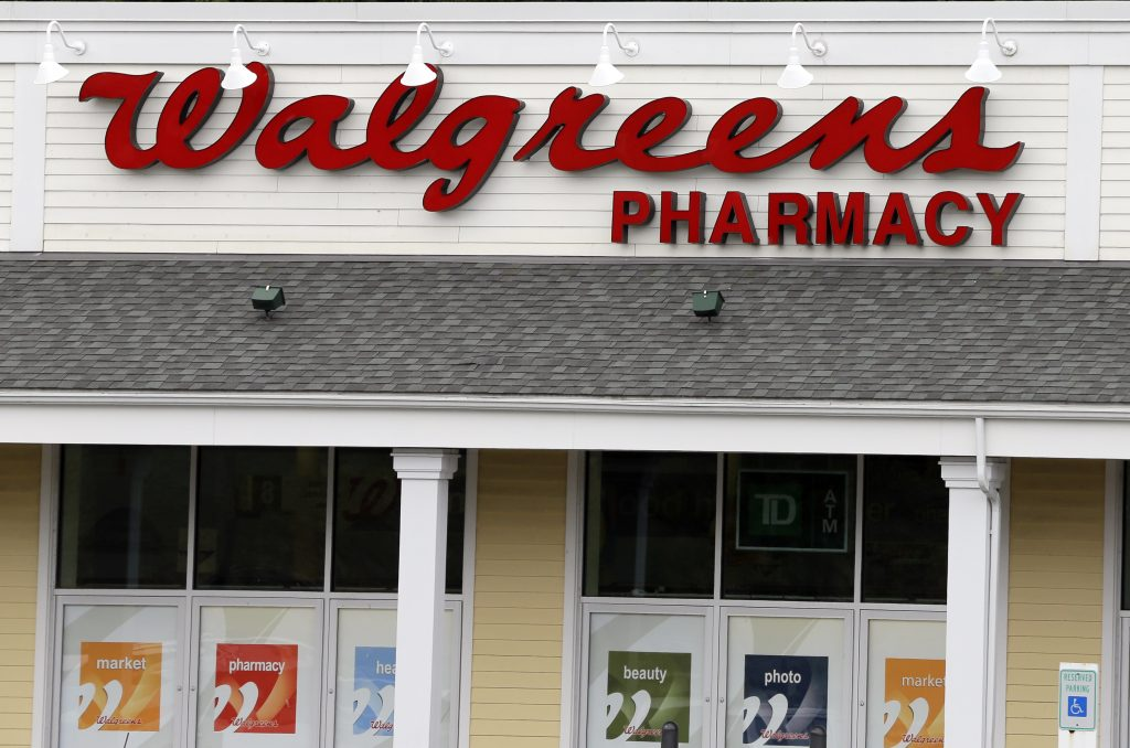 Walgreens to invest 416 mln Dollars in China's top pharmacy chain