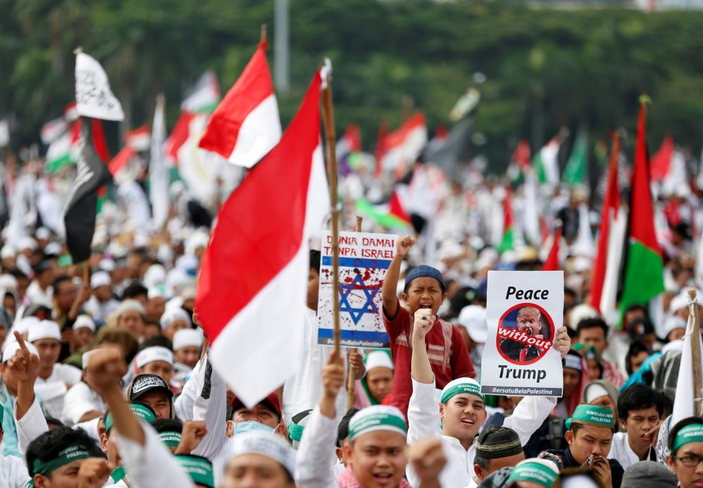 indonesia pakistan relationship with israel