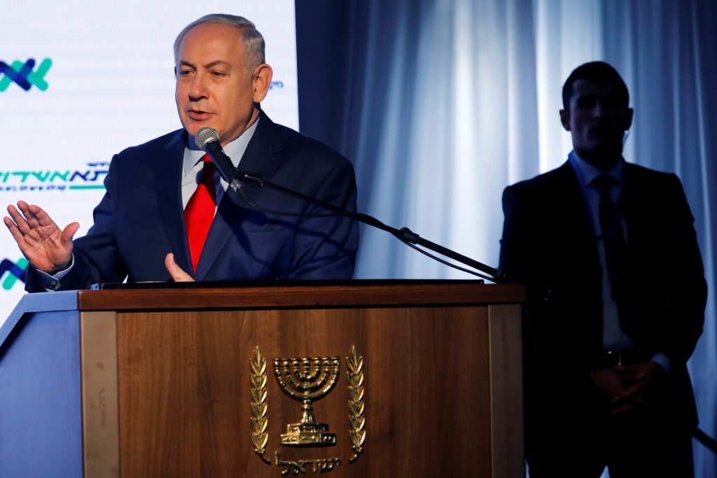 Israel's Netanyahu calls United Nations 'house of lies' ahead of Jerusalem vote