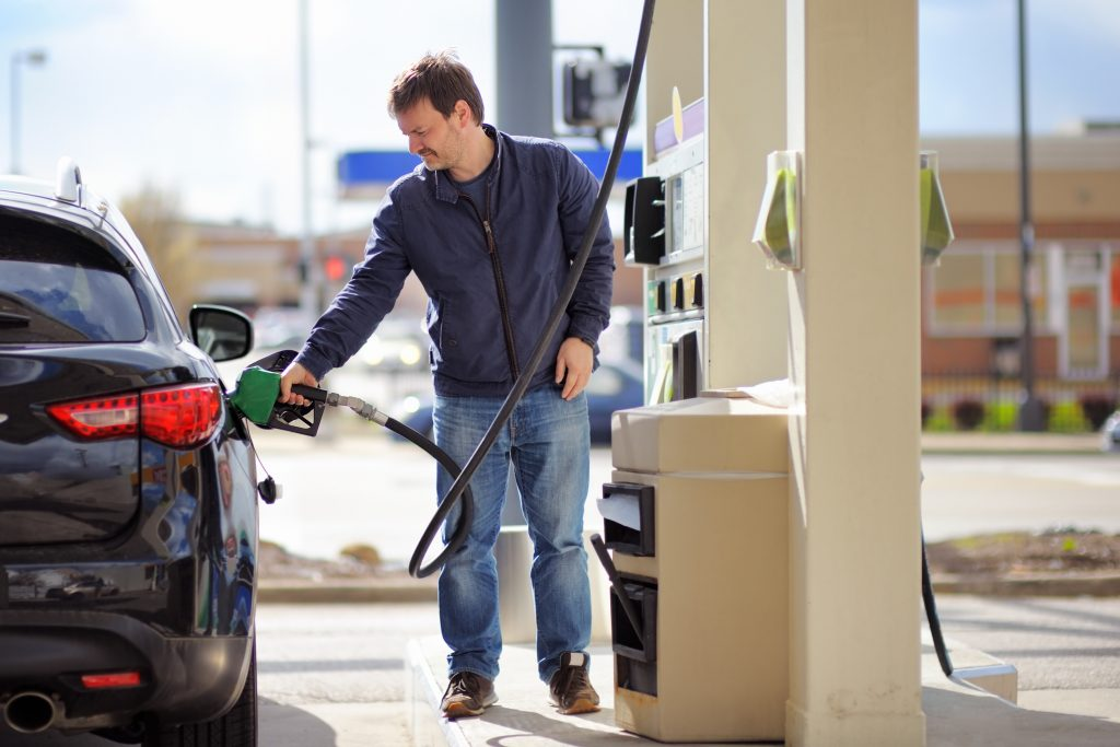 Gas Prices Rise 0.6 Cents In Chattanooga