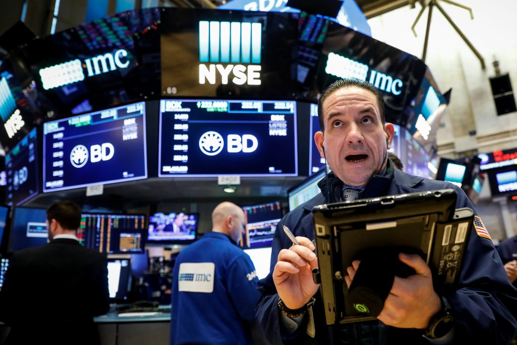 USA stocks tap the brakes following torrid start to the year