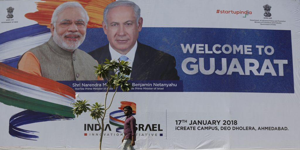 PM Modi, Benjamin Netanyahu to hold roadshow in Ahmedabad today