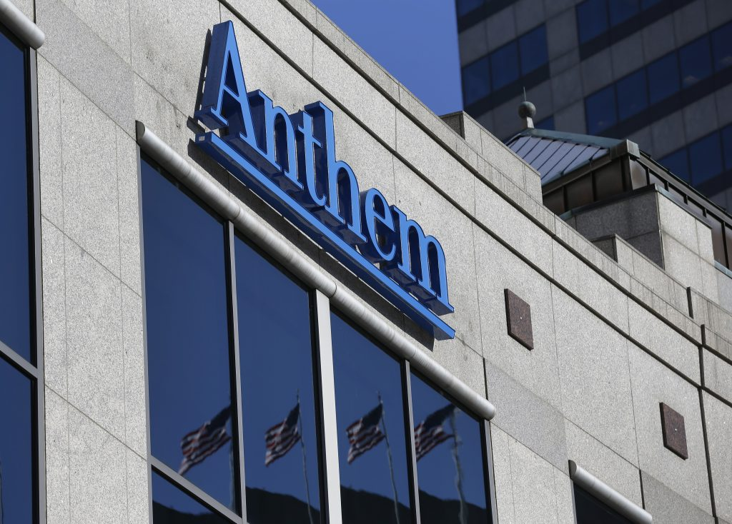Zacks Investment Research Upgrades Anthem (NYSE:ANTM) to