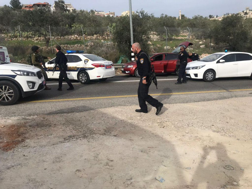 Israeli Security Forces searching for killer of Rabbi Shevach