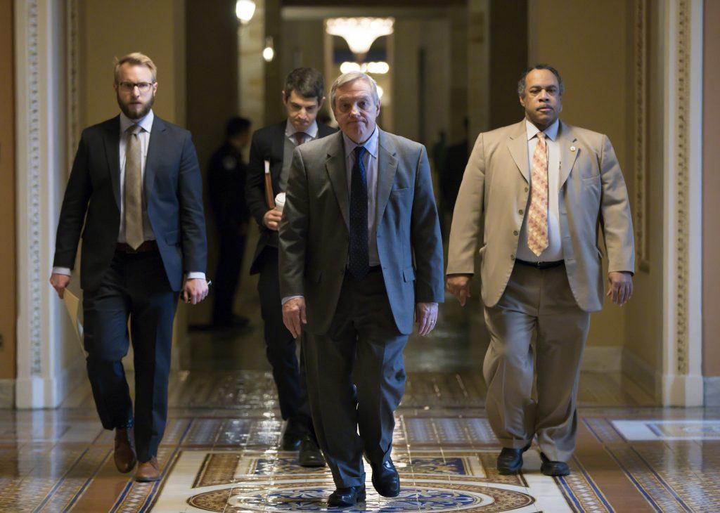 White House warns of midnight shutdown as spending bill stalls in Senate