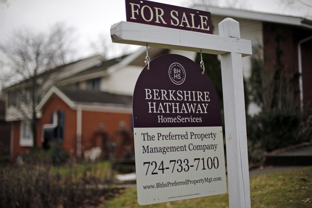 Existing-home sales down for the second consecutive month in January