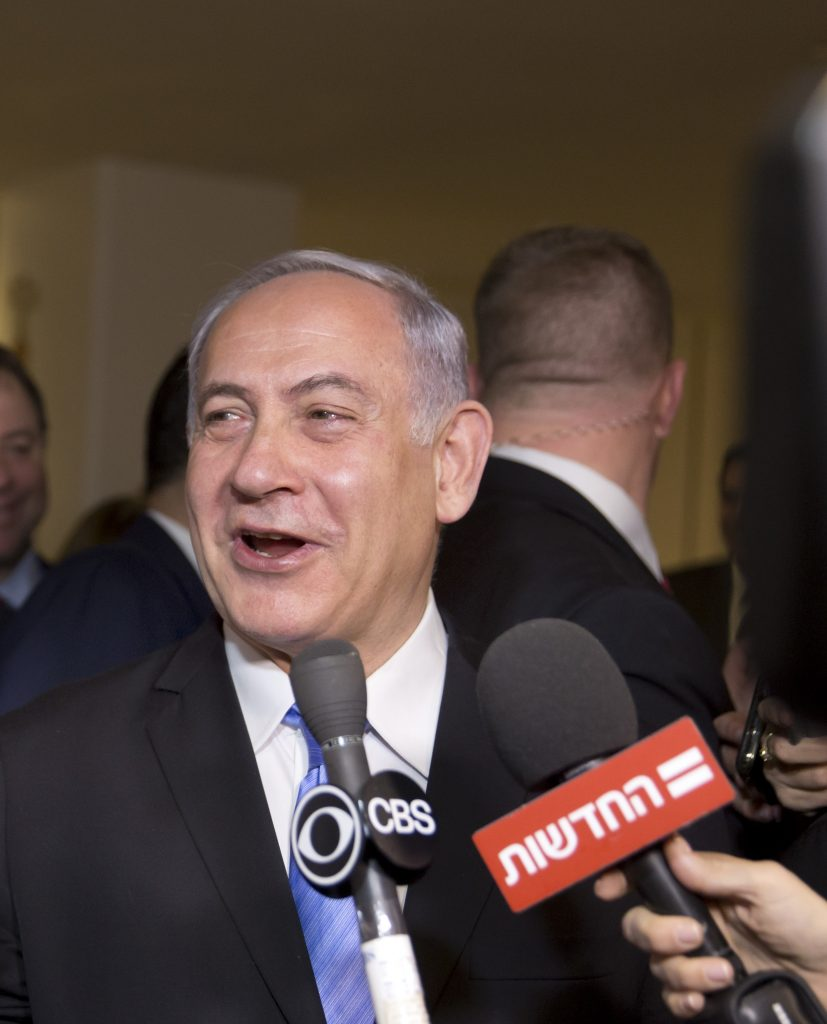 Wounded Binyamin Netanyahu threatens to force election in Israel