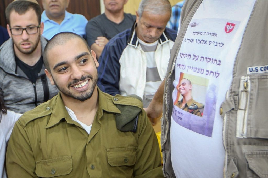 Israeli soldier convicted of killing Palestinian asks court to release him