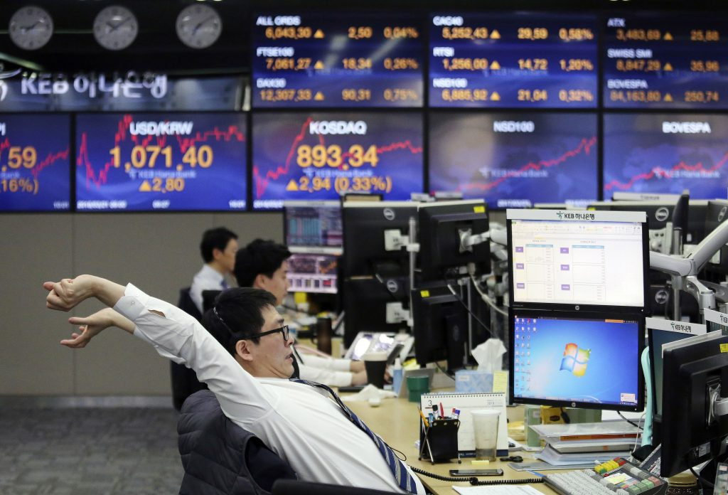 Stock markets open lower on weak global cues ahead of Fed meet