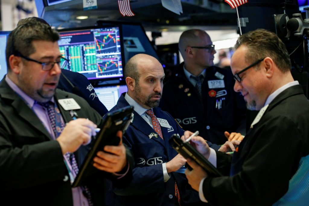 Dow Jones ends 2.9% lower as Trump China tariffs spur selloff