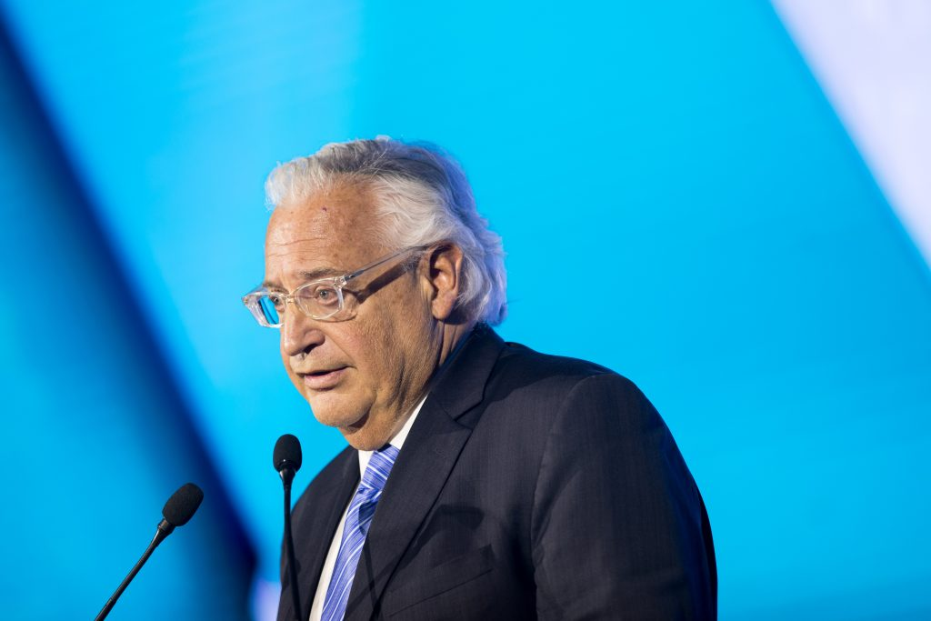 US Ambassador David Friedman says he did not call to replace Abbas
