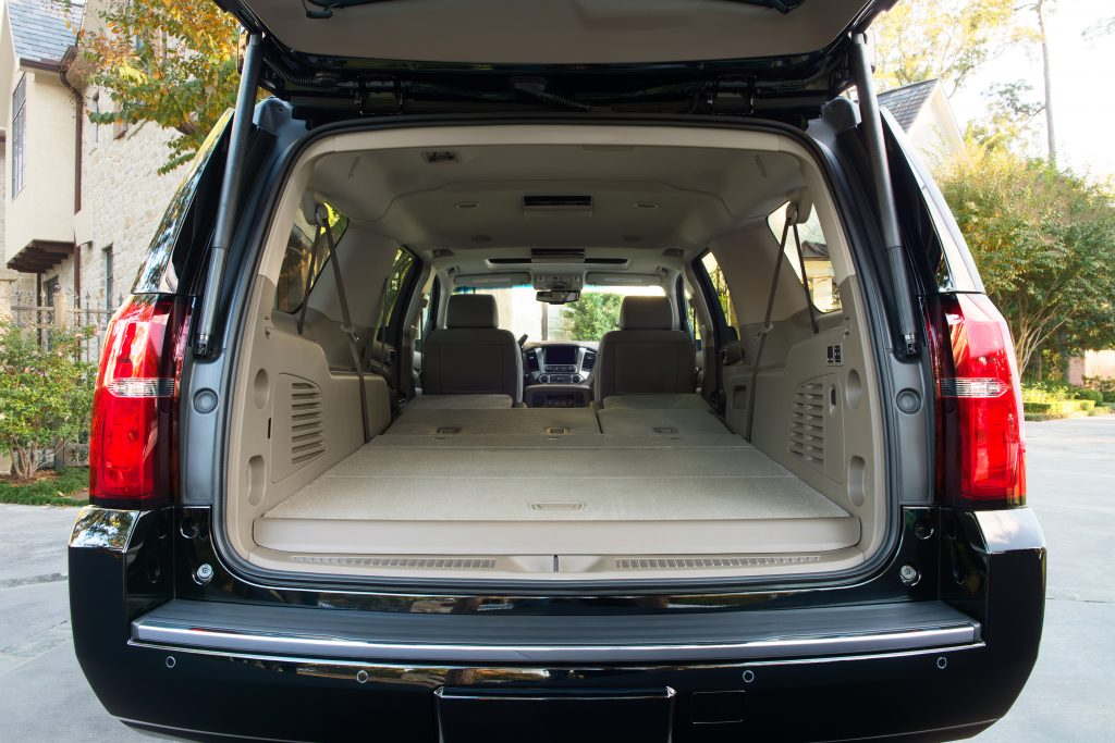 AUTO REVIEW: Chevrolet's 2018 Suburban Looks Great With ...