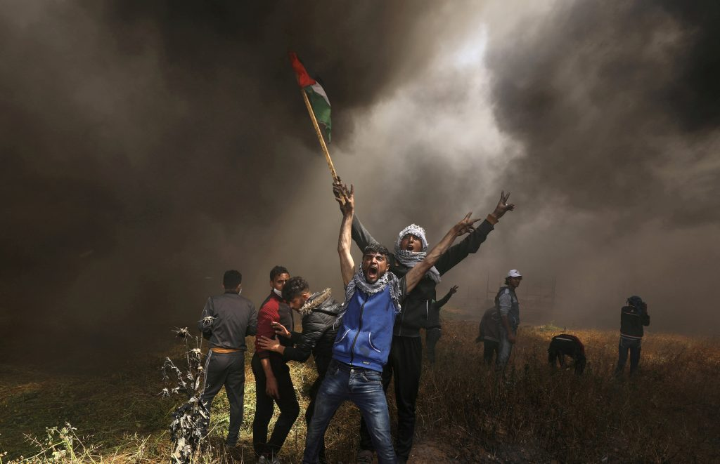 ICC prosecutor calls for end to Gaza violence